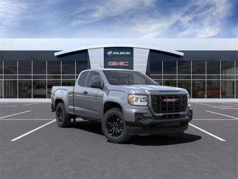 2021 GMC Canyon for sale at Bob Clapper Automotive, Inc in Janesville WI