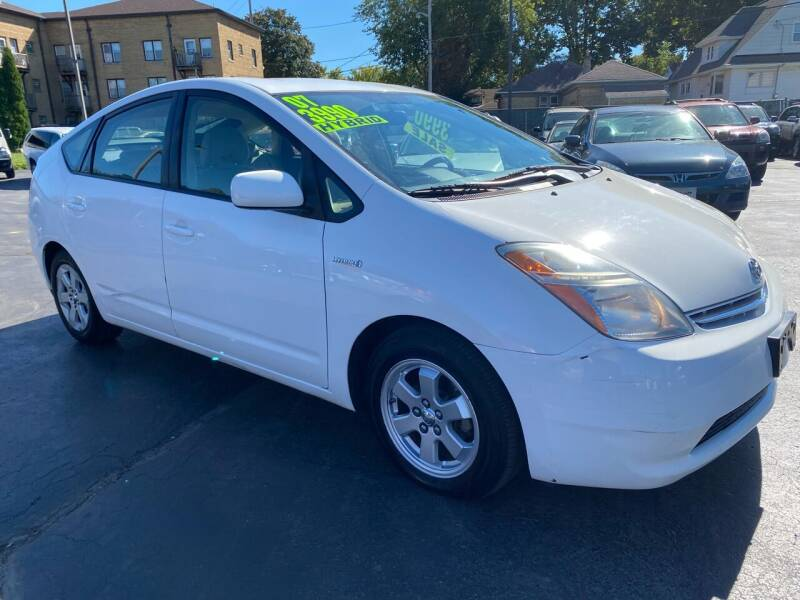 2007 Toyota Prius for sale at Streff Auto Group in Milwaukee WI