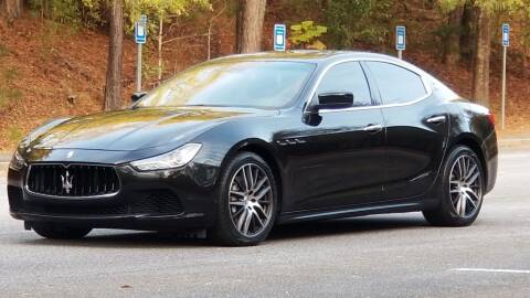 2014 Maserati Ghibli for sale at United Auto Gallery in Suwanee GA