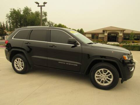 2018 Jeep Grand Cherokee for sale at Repeat Auto Sales Inc. in Manteca CA