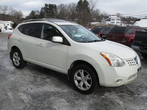 2008 Nissan Rogue for sale at Saratoga Motors in Gansevoort NY