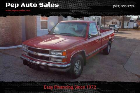 1994 Chevrolet C/K 1500 Series for sale at Pep Auto Sales in Goshen IN