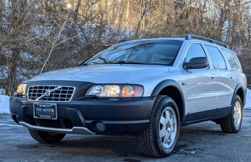 2002 Volvo XC for sale at The Motor Collection in Columbus OH