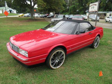 1991 Cadillac Allante for sale at Dallas Auto Mart in Dallas GA