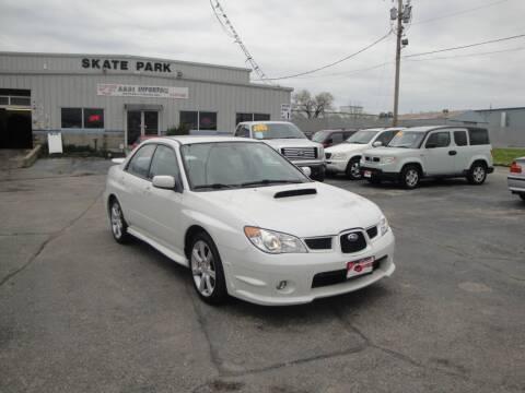 2007 Subaru Impreza for sale at A&S 1 Imports LLC in Cincinnati OH