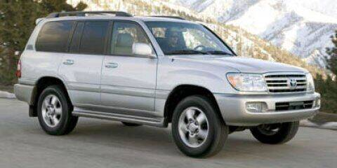 2006 Toyota Land Cruiser for sale at J T Auto Group in Sanford NC