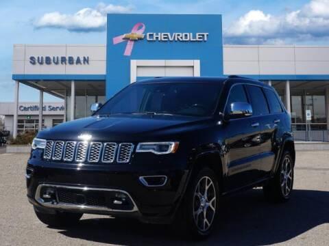 2019 Jeep Grand Cherokee for sale at Suburban Chevrolet of Ann Arbor in Ann Arbor MI