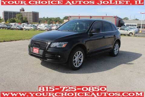2011 Audi Q5 for sale at Your Choice Autos - Joliet in Joliet IL