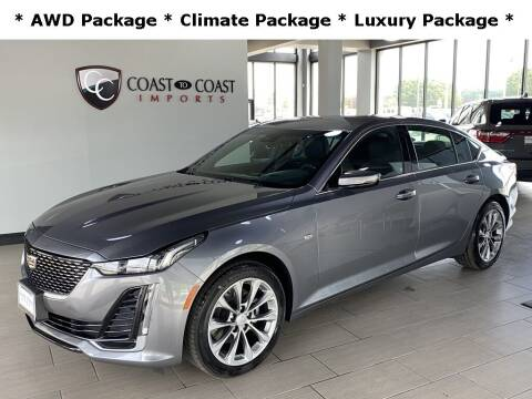 2020 Cadillac CT5 for sale at Coast to Coast Imports in Fishers IN