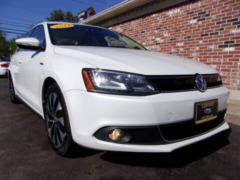 2014 Volkswagen Jetta for sale at Certified Motorcars LLC in Franklin NH