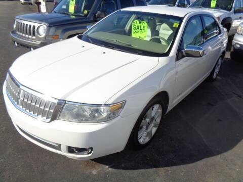 2008 Lincoln MKZ for sale at Aspen Auto Sales in Wayne MI