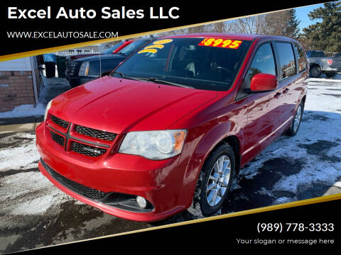2012 Dodge Grand Caravan for sale at Excel Auto Sales LLC in Kawkawlin MI