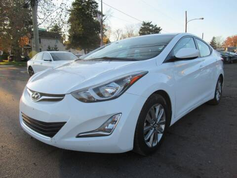 2015 Hyundai Elantra for sale at PRESTIGE IMPORT AUTO SALES in Morrisville PA