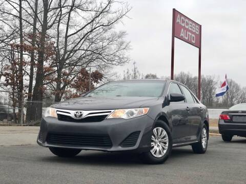 2014 Toyota Camry for sale at Access Auto in Cabot AR
