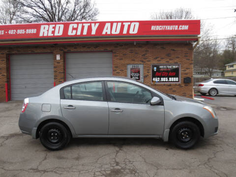 2007 Nissan Sentra for sale at Red City  Auto in Omaha NE