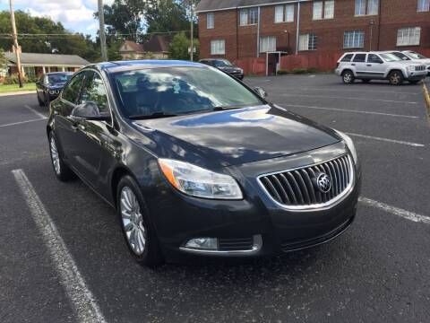 2013 Buick Regal for sale at DEALS ON WHEELS in Moulton AL