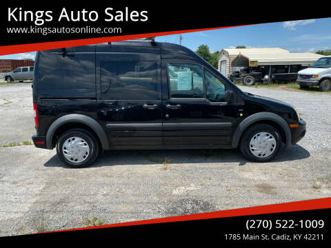 2013 Ford Transit Connect for sale at Kings Auto Sales in Cadiz KY