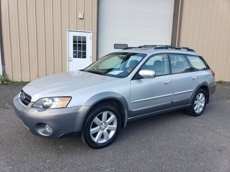 2005 Subaru Outback for sale at Massirio Enterprises in Middletown CT