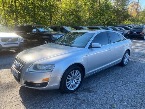 2007 Audi A6 for sale at Car Online in Roswell GA