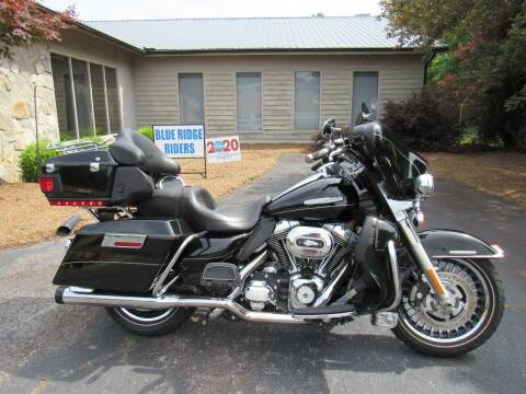2012 Harley-Davidson Ultra Limited  for sale at Blue Ridge Riders in Granite Falls NC
