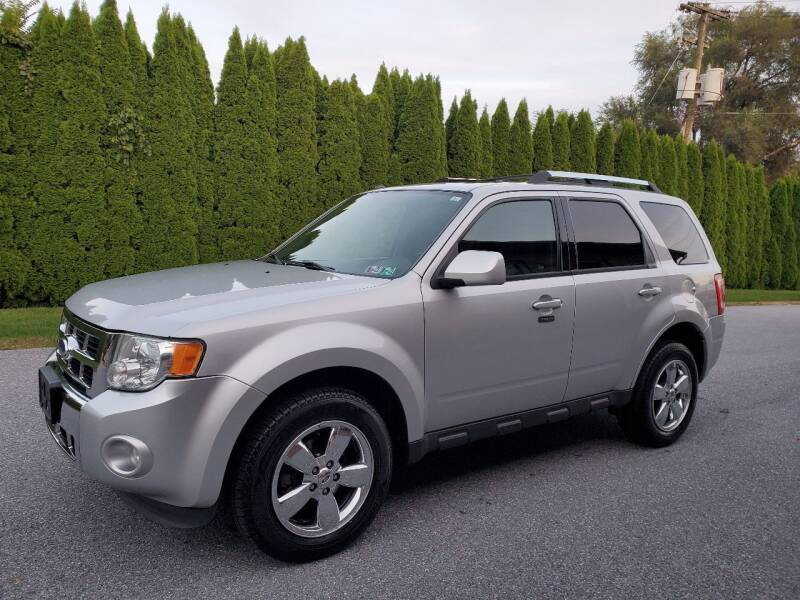 2012 Ford Escape for sale at Kingdom Autohaus LLC in Landisville PA