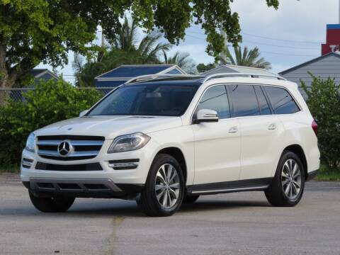 2013 Mercedes-Benz GL-Class for sale at DK Auto Sales in Hollywood FL