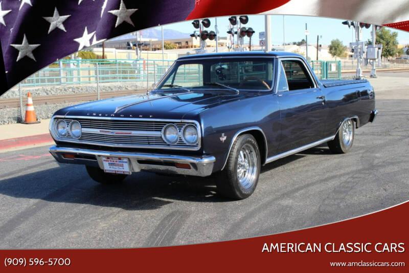 1965 Chevrolet El Camino for sale at American Classic Cars in La Verne CA