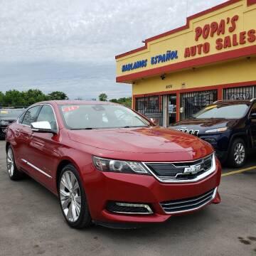 2014 Chevrolet Impala for sale at Popas Auto Sales in Detroit MI