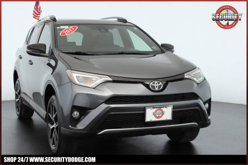 2017 Toyota RAV4 for sale in Amityville, NY