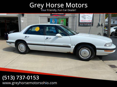 1998 Buick LeSabre for sale at Grey Horse Motors in Hamilton OH