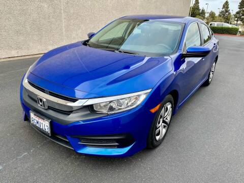 2018 Honda Civic for sale at Korski Auto Group in National City CA