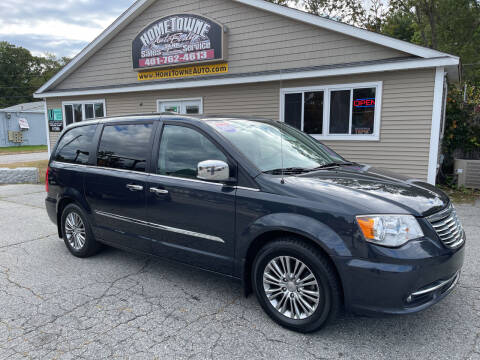 2014 Chrysler Town and Country for sale at Home Towne Auto Sales in North Smithfield RI