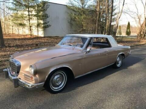 1963 Studebaker Hawk for sale at Classic Car Deals in Cadillac MI