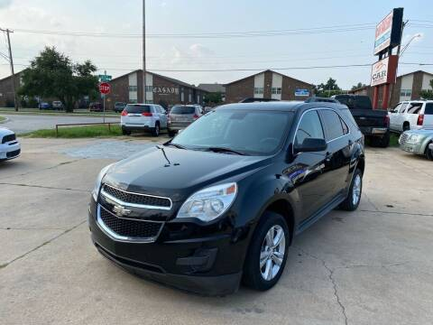 2015 Chevrolet Equinox for sale at Car Gallery in Oklahoma City OK