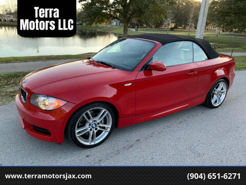 2009 BMW 1 Series for sale at Terra Motors LLC in Jacksonville FL