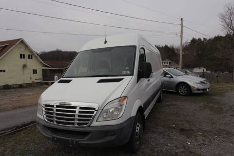 2011 Freightliner Sprinter 3500 for sale at Selective Wheels in Windber PA