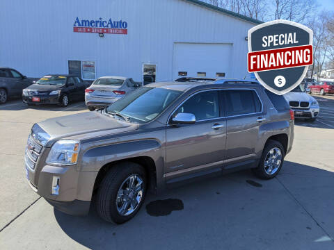 2012 GMC Terrain for sale at AmericAuto in Des Moines IA