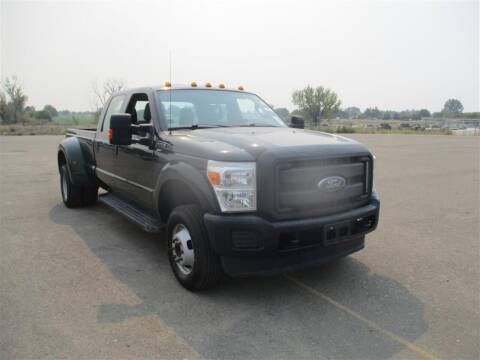2015 Ford F-350 Super Duty for sale at Shamrock Group LLC #1 in Pleasant Grove UT
