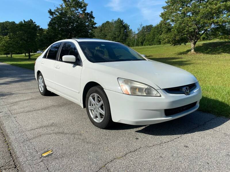 2004 Honda Accord for sale at Front Porch Motors Inc. in Conyers GA