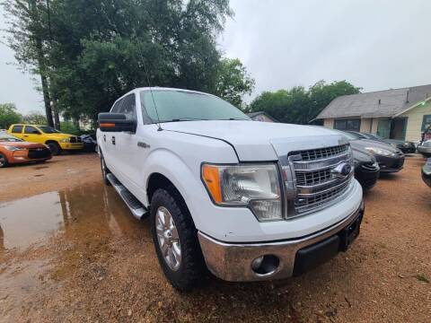 2013 Ford F-150 for sale at S & J Auto Group in San Antonio TX