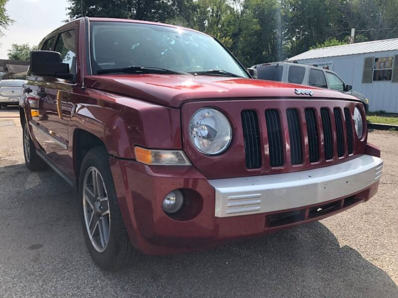 2009 Jeep Patriot for sale at King Louis Auto Sales in Louisville KY