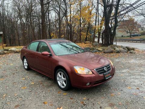 2002 Nissan Altima for sale at Bloomingdale Auto Group in Bloomingdale NJ