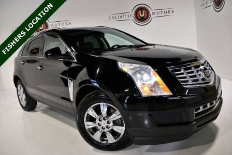 2014 Cadillac SRX for sale at Unlimited Motors in Fishers IN