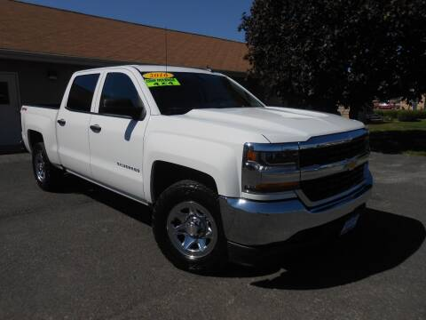 2016 Chevrolet Silverado 1500 for sale at McKenna Motors in Union Gap WA