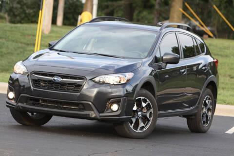 2018 Subaru Crosstrek for sale at P M Auto Gallery in De Soto KS