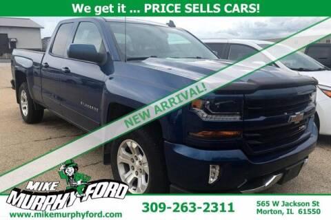2017 Chevrolet Silverado 1500 for sale at Mike Murphy Ford in Morton IL