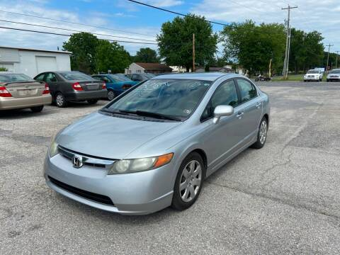 2007 Honda Civic for sale at US5 Auto Sales in Shippensburg PA