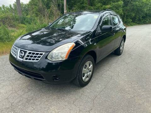 2009 Nissan Rogue for sale at Speed Auto Mall in Greensboro NC