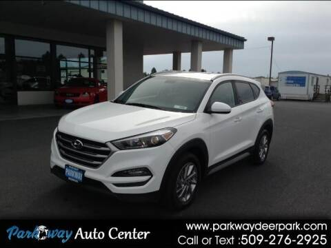 2018 Hyundai Tucson for sale at PARKWAY AUTO CENTER AND RV in Deer Park WA