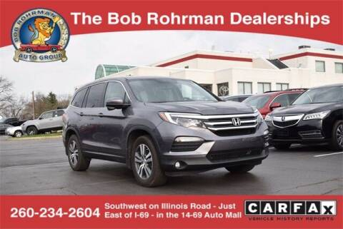 2016 Honda Pilot for sale at BOB ROHRMAN FORT WAYNE TOYOTA in Fort Wayne IN